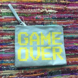 Handbags - Game over clutch